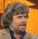 Reinhold Messner. Quelle: ZDF