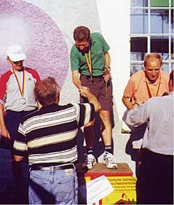 Berglauf-Meisterschaften am Arber 2000